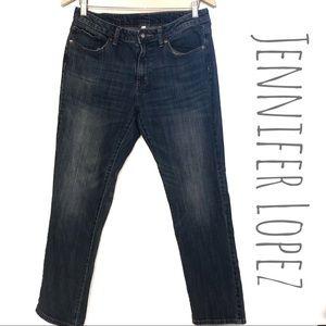 Jennifer Lopez Boyfriend Jeans 8